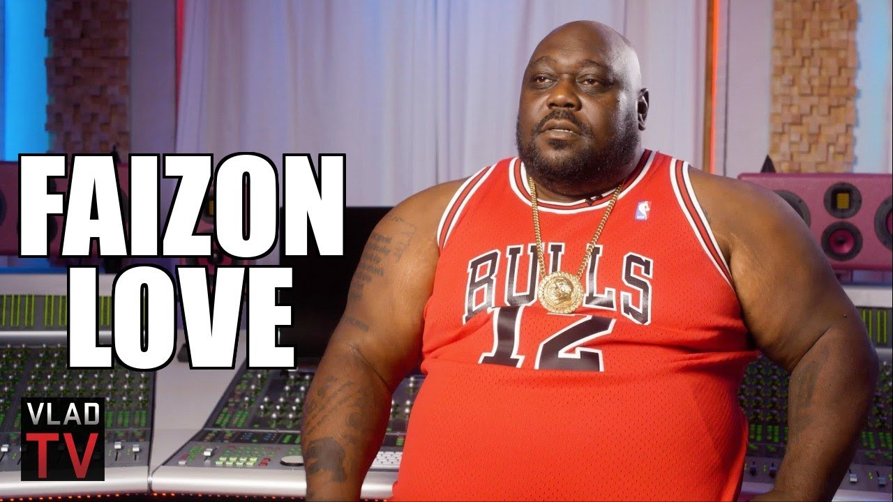 Faizon Love on Getting Accused for Stealing Someone's Stimulus Check (Part 24) - YouTube Black